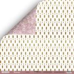 Лист двусторонней бумаги 30x30 от Scrapmir Стрелы из коллекции Unicorns 10шт