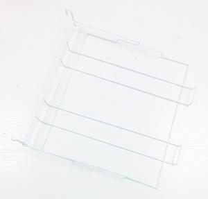 Полка белая для бумаги 30х30см от Scrapmir