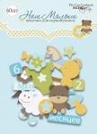 Набор высечек для скрапбукинга 60шт от Scrapmir Наш Малыш