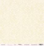 Лист односторонней бумаги 30x30 от Scrapmir Узор 8 из коллекции Элегант 10шт