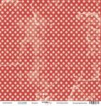 Лист односторонней бумаги 30x30 от Scrapmir Штурвал из коллекции Море 10шт