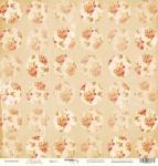 Лист односторонней бумаги 30x30 от Scrapmir Круги 1 из коллекции Любовь 10шт