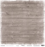 Лист односторонней бумаги 30x30 от Scrapmir Текстура из коллекции French Provence 10шт