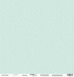 Лист односторонней бумаги 30x30 от Scrapmir Звёздочка из коллекции Baby Boy 10шт