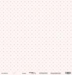 Лист односторонней бумаги 30x30 от Scrapmir Ассорти из коллекции Baby Girl 10шт