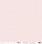Лист односторонней бумаги 30x30 от Scrapmir Зефир из коллекции Baby Girl 10шт