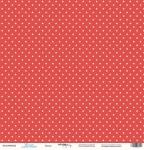 Лист односторонней бумаги 30x30 от Scrapmir Звезды из коллекции Такие Мальчишки 10шт