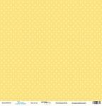 Лист односторонней бумаги 30x30 от Scrapmir Звездочки из коллекции Такие Мальчишки 10шт
