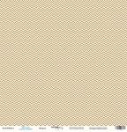 Лист односторонней бумаги 30x30 от Scrapmir Шеврон из коллекции Такие Мальчишки 10шт