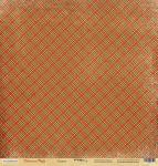 Лист односторонней бумаги 30x30 от Scrapmir Подарки из коллекции Christmas Night 10шт