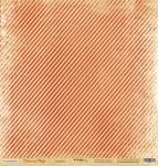 Лист односторонней бумаги 30x30 от Scrapmir Карамель из коллекции Christmas Night 10шт