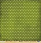 Лист односторонней бумаги 30x30 от Scrapmir Созвездие из коллекции Christmas Night 10шт