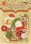 Набор высечек для скрапбукинга 53шт от Scrapmir Christmas Night