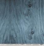 Лист односторонней бумаги 30x30 от Scrapmir Ледяное дерево из коллекции Rustic Winter 10шт