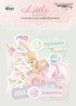 Набор высечек для скрапбукинга 40шт от Scrapmir Little Bunny
