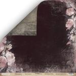 Лист двусторонней бумаги 30x30 от Scrapmir Букет Цветов из коллекции Charming (Очарование) 10шт