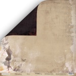 Лист двусторонней бумаги 30x30 от Scrapmir Мода из коллекции Charming (Очарование) 10шт