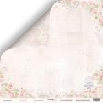 Лист двусторонней бумаги 30x30 от Scrapmir Утренний сад из коллекции Beautiful Moments 10шт