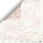 Лист двусторонней бумаги 30x30 от Scrapmir Листовки из коллекции Beautiful Moments 10шт