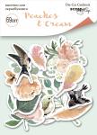 Набор высечек для скрапбукинга 69шт от Scrapmir Peaches & Cream