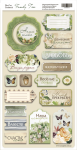 Чипборд для скрапбукинга 18шт от Scrapmir Family Tree (RU)