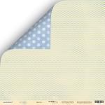 Лист двусторонней бумаги 30x30 от Scrapmir Детство из коллекции Little Bear 10шт