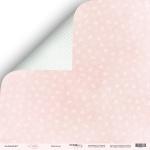 Лист двусторонней бумаги 30x30 от Scrapmir Фантазия из коллекции Little Bunny 10шт