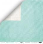 Лист двусторонней бумаги 30x30 от Scrapmir Модница из коллекции Sweet Girls 10шт