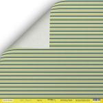 Лист двусторонней бумаги 30x30 от Scrapmir Дорога из коллекции Let's Travel 10шт