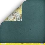 Лист двусторонней бумаги 30x30 от Scrapmir Путешествие из коллекции Let's Travel 10шт